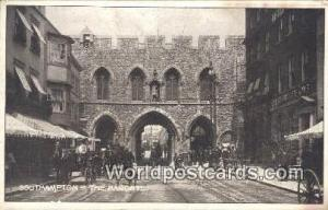 England, United Kingdon of Great Britain Southampton The Bargate
