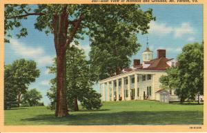 US    PC1854 MANSION AND GROUND VERNON , VA