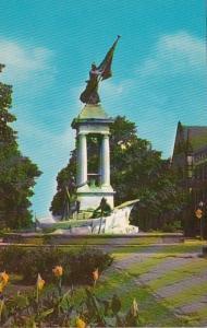 Maryland Baltimore Francis Scott Key Monument Eutaw Place