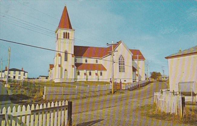 Canada Newfoundland Bay Roberts St Matthew's Anglican Church