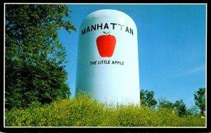 Kansas Manhattan The Little Apple