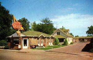 Colorado Denver Courtesy Motel