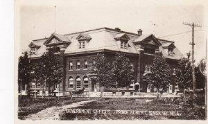 RP, PRINCE ALBERT, Saskatchewan, Canada, 1900-1910s; Government Offices