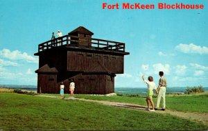 North Dakota Bismarck-Mandan Historic Fort McKeen