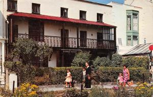 Broadstairs Dickens House Balcony