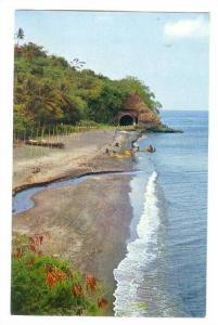 Martinique; du Carbet a St-Pierre : L'Anse Latouche, 40-60s