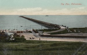 Felixstowe , England , 00-10s ; The Pier