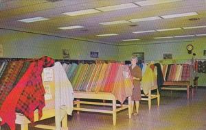 Iowa Amana The Amana Woolen Mills Showroom
