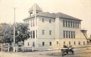 RPPC Public School, Pittsburg, Contra Costa County, CA c1910s Vintage Postcard