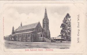 HEIDELBERG (Baden-Wurttemberg), Germany, 00-10s; Dutch Reformed Church
