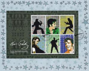 Elvis Presley 1935 to 1977 Grenada Grenadines Stamp First Day Cover