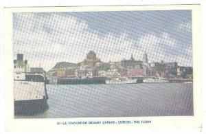 The Ferry, Quebec, Canada, 40-60s