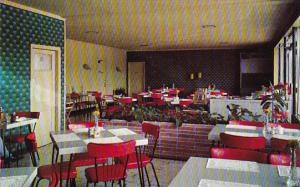 Georgia Jesup Don Juan Restaurant Dining Room Interior