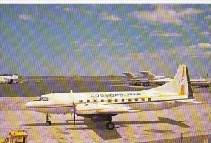 COSMOPOLITAN AIRLINES CONVAIR 440