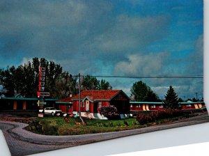 Wyoming Riverton The Paintbrush Motel