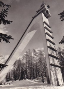 RP; CORTINA, Veneto, Italy, 1930-1940s; Trampolino Olimpico Italia