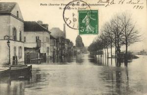 CPA PARIS 12e (Dep.75) - Quai de la Rapée (64022)