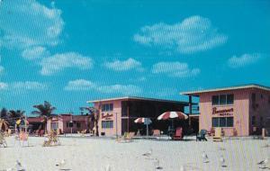 Florida St Petersburg Buccaneer Motel & Restaurant On Treasure Island