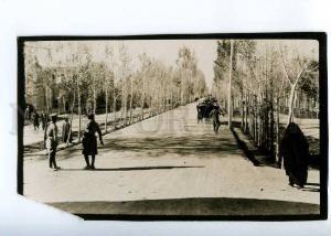 227179 PERSIA IRAN Vintage real photo postcard