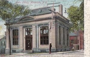 Public Library Amsterdam New York 1906
