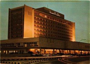 PC CPA KUWAIT, KUWAIT HILTON HOTEL, Modern Postcard (B3779)