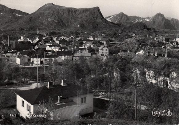 Kabelvag - Town View