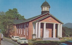 CULLOWHEE , North Carolina , 50-60s ; Baptist Church