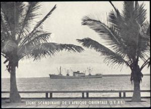 norway, Scandinavian East Africa Line, S.E.A.L. Steamer