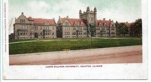 Decatur, IL - James Milliken University - Early 1900s