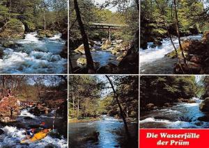 Die Wasserfaelle der Pruem, Beliebtes Ausflugsziel Richtung Prumzurlay