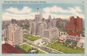 Illinois Chicago Northwestern University Chicago Campus