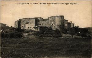 CPA Alix - Vieux Chateau construit sous Philippe Auguste (367455)