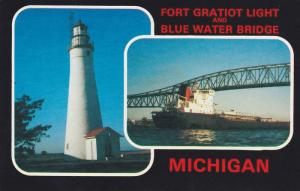Greetings from The Blue Water Area of Michigan,  40-60s