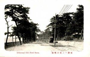 Japan - Ichinotani Old Fietd Suma