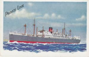 PRINCE Line Ocean Liner Southern Prince , 20-40s