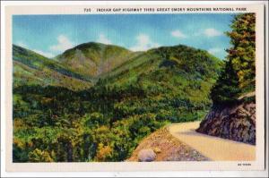 Indian Gap Highway, Great Smoky Mts Nat Park