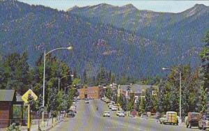 Main Street Weaverville California