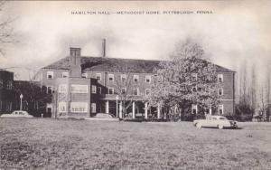 Exterior,  Hamilton Hall,  Methodist Home,  Pittsburgh,  Pennsylvania,   00-10s