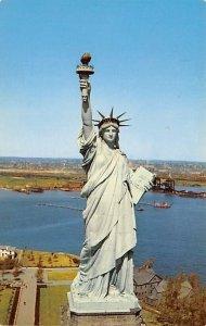 Statue of Liberty New York City, USA Unused
