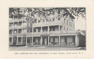 OCEAN GROVE , New Jersey , 1900-10s ; Sampler Inn & Cafeteria