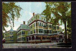 Elmwood Hotel,Waterville,ME BIN