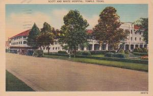 Texas Temple Scott and White Hospital 1943