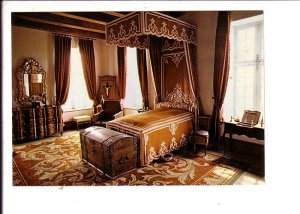 Fortress of Louisbourg, Governor's Residence, Bedroom, Nova Scotia,