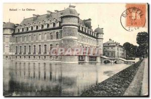 Old Postcard Beloeil Chateau