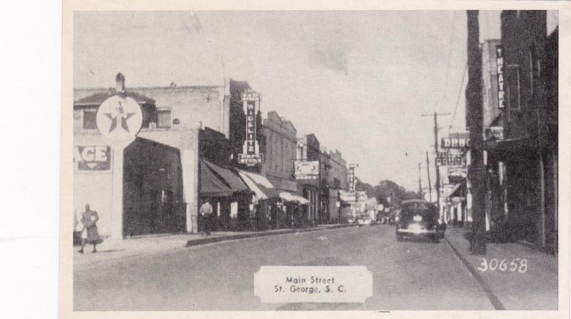 ST GEORGE , SC , 20-30s