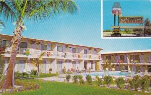 Florida Palm Beach New Modern Camelot Motor Lodge Restaurant On The Marina Wi...