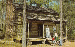 Georgia Pine Mountain Callaway Gardens Authentic Cabin