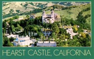 CA - San Simeon. Hearst Castle