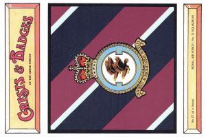 Postcard RAF Royal Air Force No.11 Squadron Crest Badge No.27 NEW