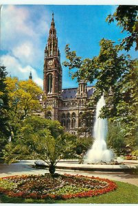 Buy Austria Postcards Town Hall Hotel De Ville